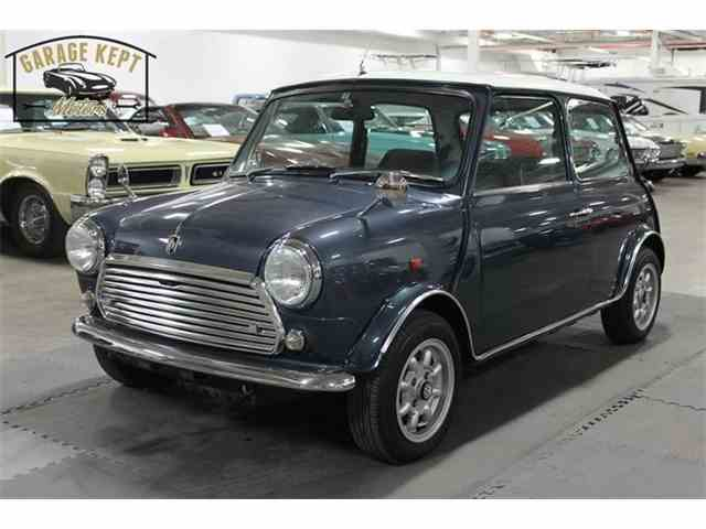 Classic Mini For Sale On Classiccars Com Available