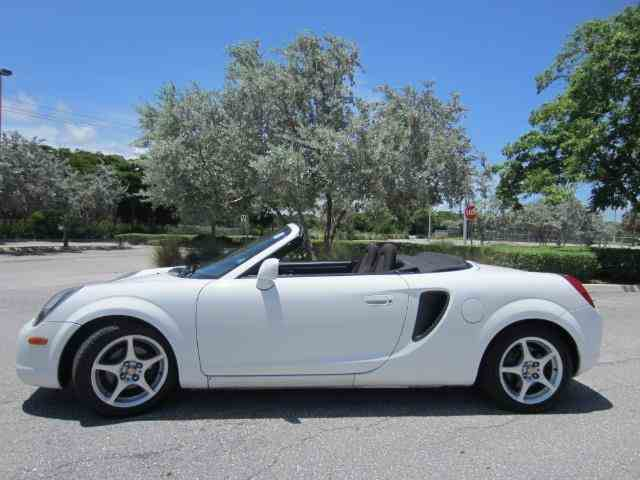 2000 Toyota MR2 Spyder | 1000836
