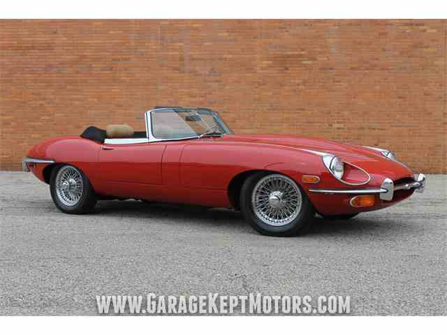 1969 jaguar e type for sale on. Black Bedroom Furniture Sets. Home Design Ideas