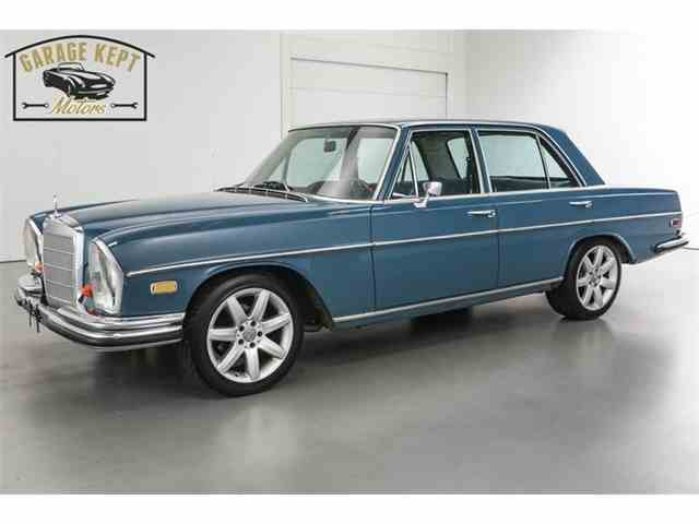 Classic mercedes benz 250se for sale on for Buy classic mercedes benz