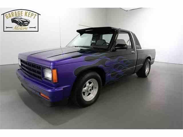 1986 Chevrolet S10   1008375