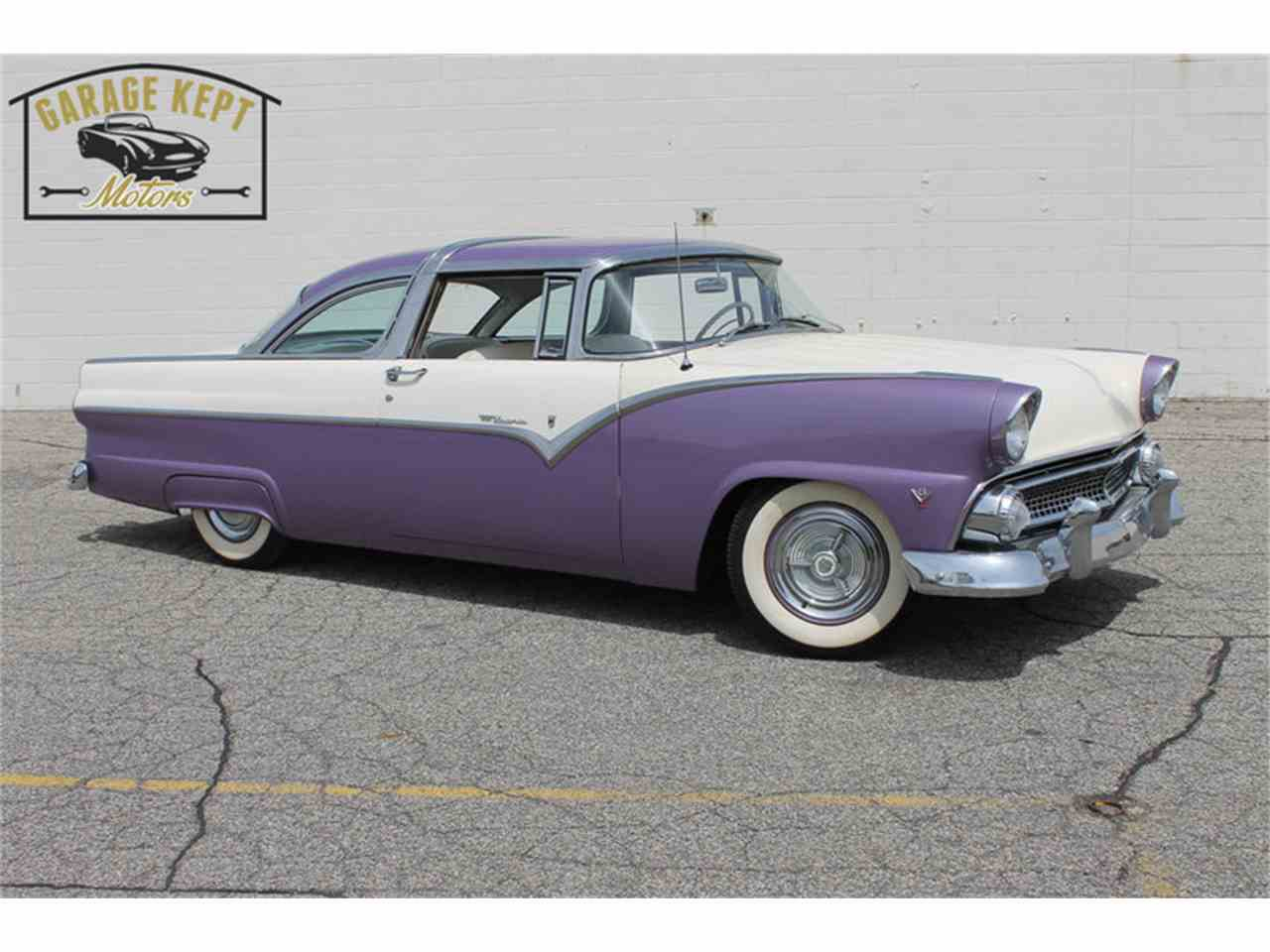 1955 ford fairlane crown victoria blog cars on line - 1955 Ford Crown Victoria For Sale Cc 1008378