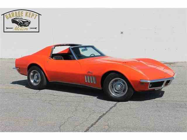 1969 Chevrolet Corvette 427ci/400hp | 1008395