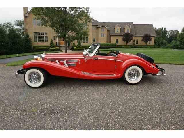 1935 Mercedes-Benz 500K REPLICA 17FEET 3600LBS | 1008401