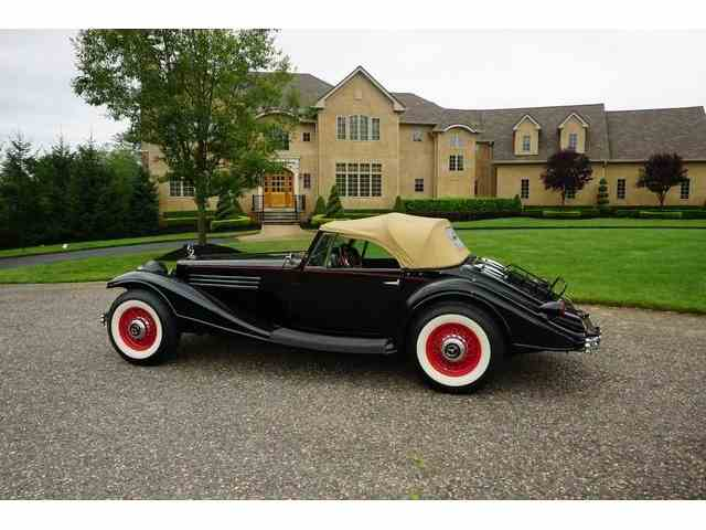 1936 Mercedes-Benz 500K REPLICA STUNNING REPRODUC | 1008403