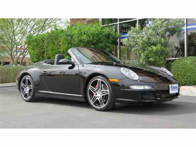 2007 Porsche 911 Cabriolet Carrera 4S | 1008419