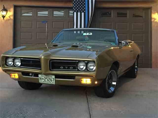 1969 Pontiac GTO | 1008425