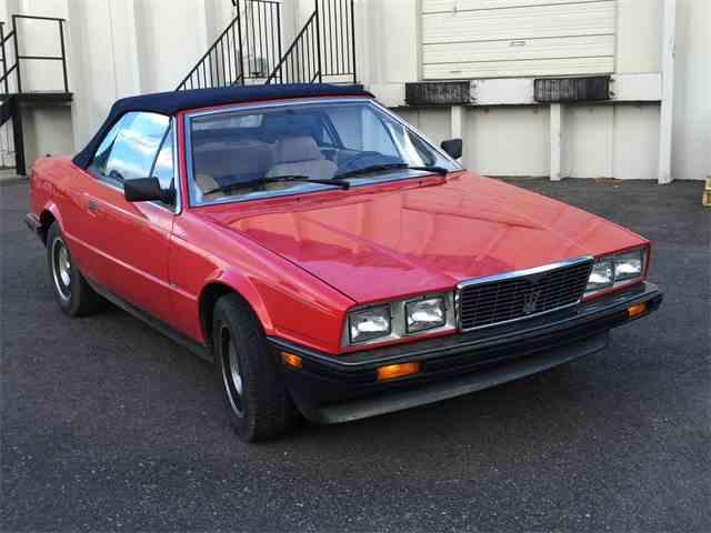 1986 Maserati Biturbo | 1008426