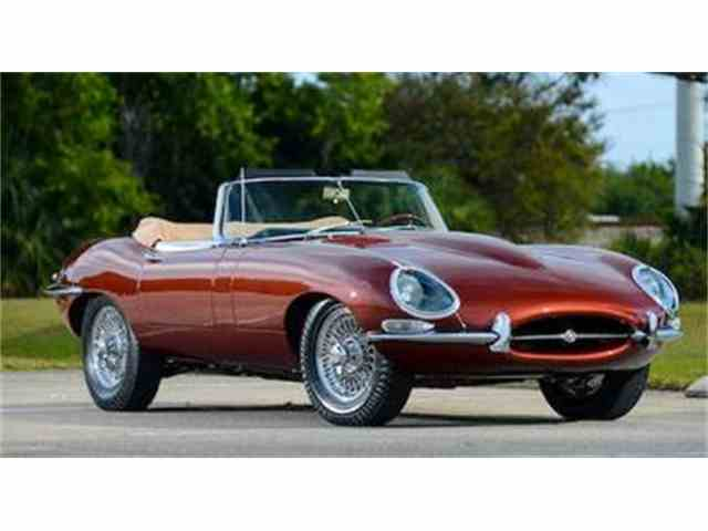 1966 to 1968 jaguar e type for sale on. Black Bedroom Furniture Sets. Home Design Ideas