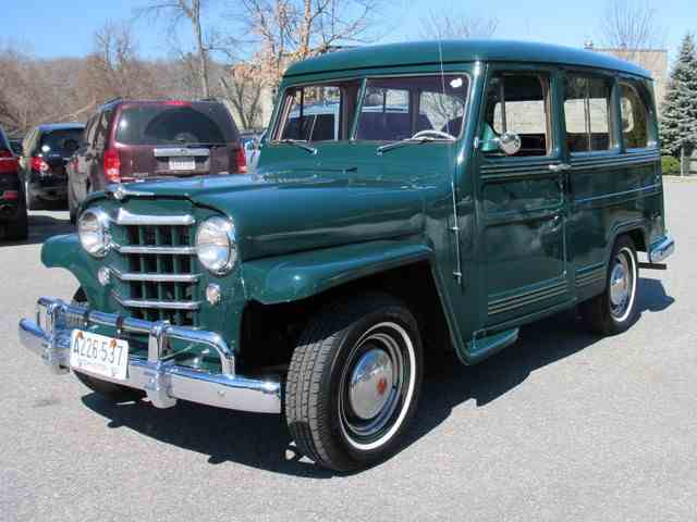 1950 Willys Jeep Wagon | 1008442