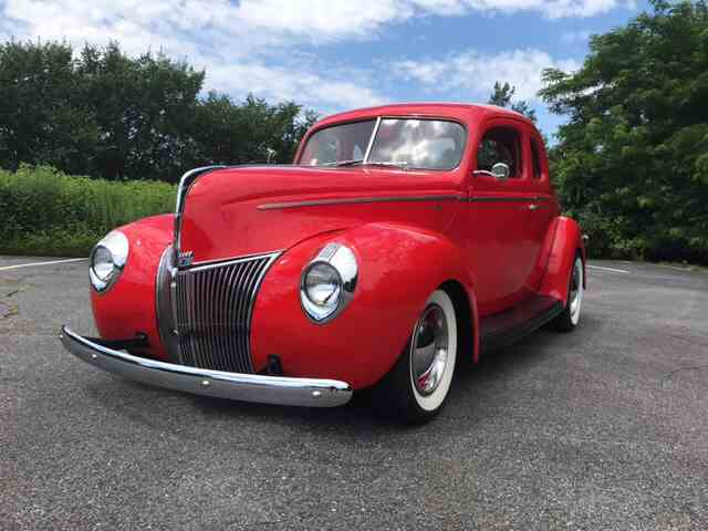 1940 Ford Deluxe | 1000845