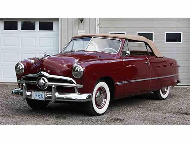 1949 Ford Custom Club Convertible | 1008461