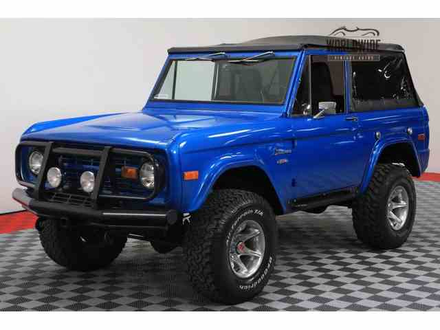 1971 Ford Bronco | 1008463