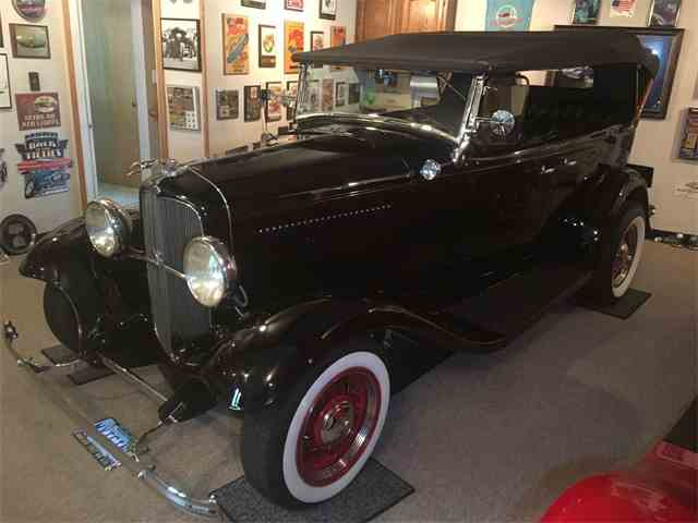 1932 Ford Phaeton | 1008465