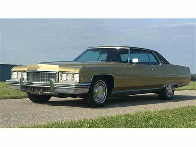 1973 Cadillac Coupe DeVille | 1008472