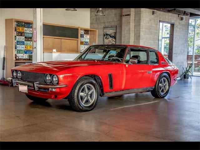 1972 Jensen Interceptor | 1000848