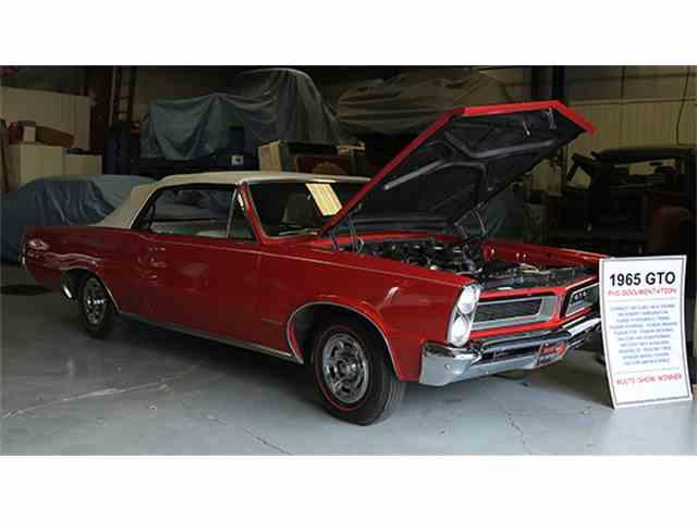1965 Pontiac GTO | 1008484