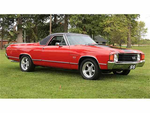 1972 Chevrolet El Camino | 1008490
