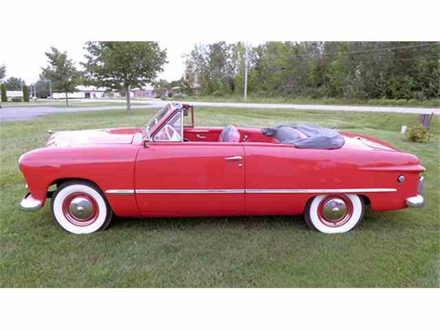 1949 Ford Custom Club Convertible | 1008493
