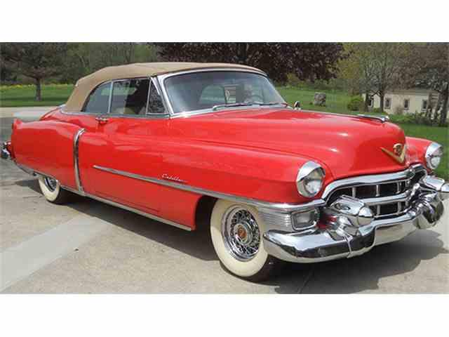 1953 Cadillac Series 62   1008505