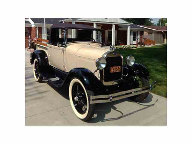 1928 Ford Model A Roadster Pickup | 1008508