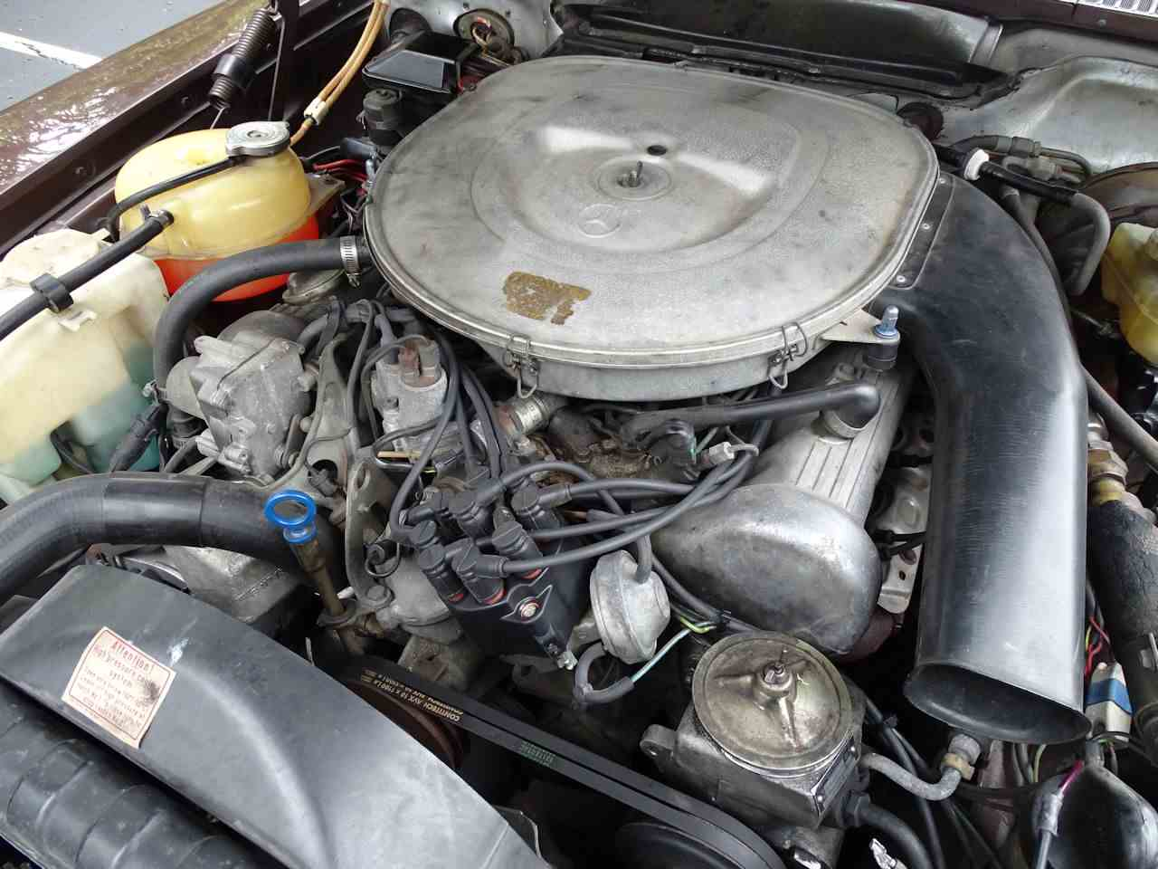 1981 mercedes benz 380sl for sale cc for Deptford motor vehicle inspection
