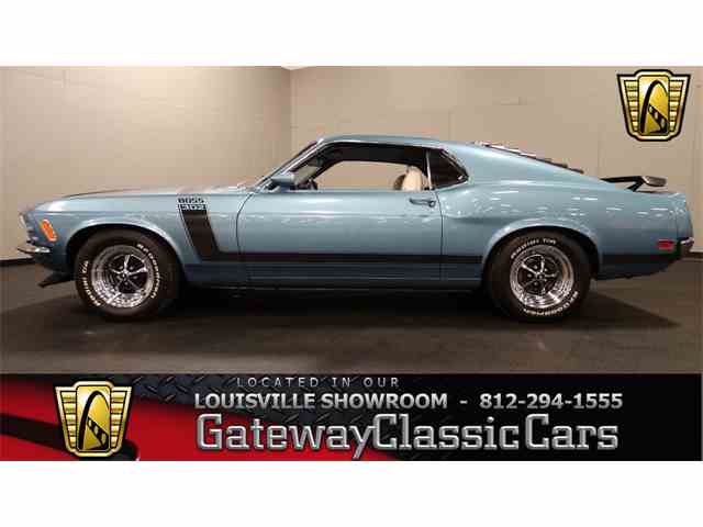 1970 Ford Mustang | 1008512