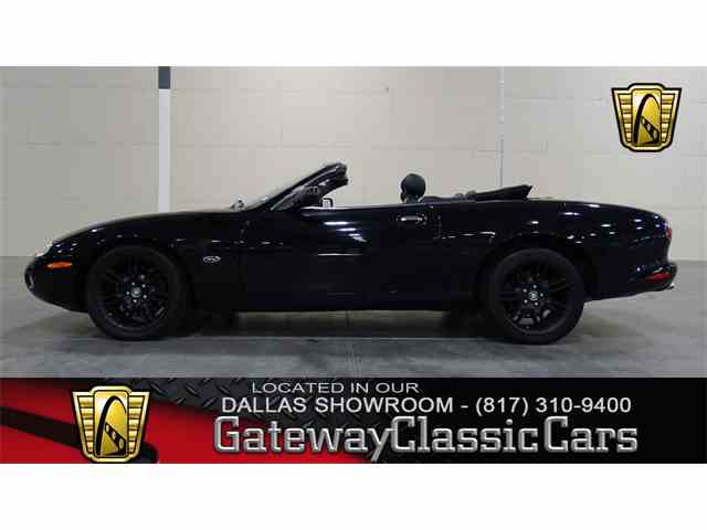 Picture of 2002 XK8 - $9,500.00 Offered by Gateway Classic Cars - Dallas - LM6A