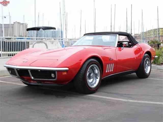 1969 Chevrolet Corvette | 1000852