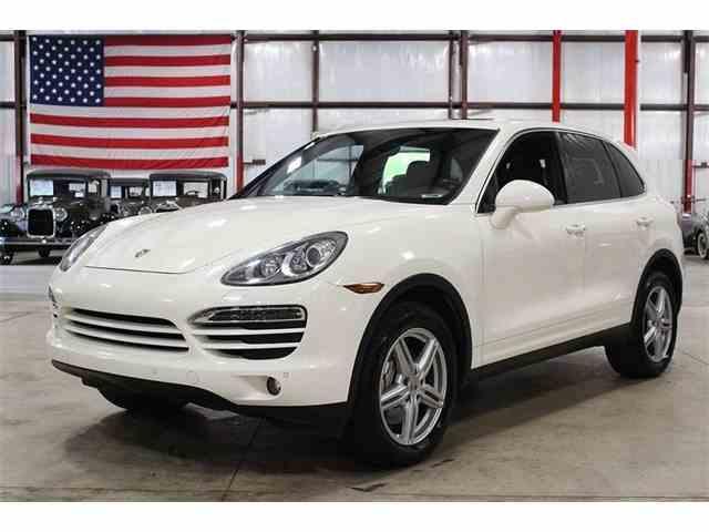 2011 Porsche Cayenne | 1008527