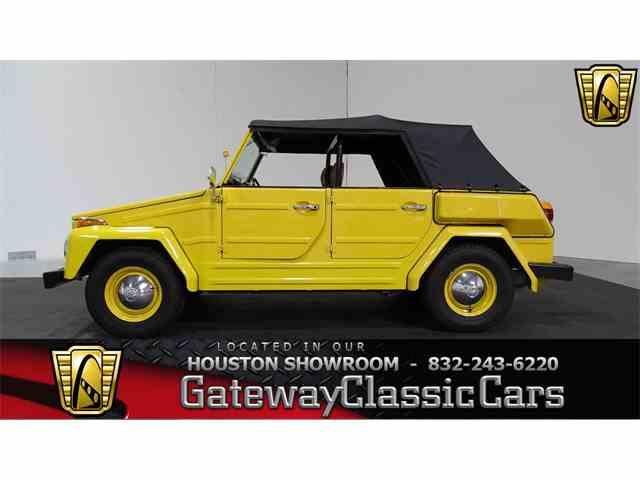 1974 Volkswagen Thing | 1008530