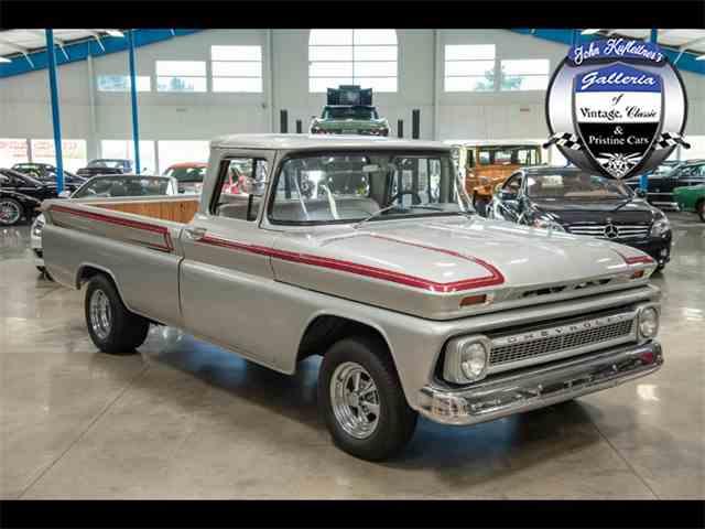 1963 Chevrolet 1/2 Ton Pickup | 1008531
