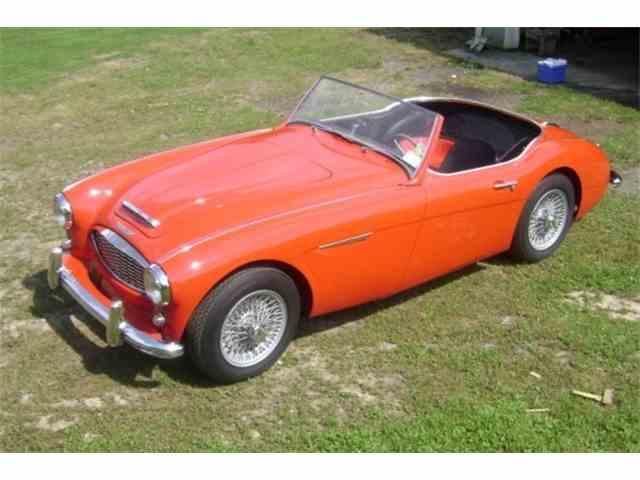 1957 Austin-Healey 100-6 | 1008533