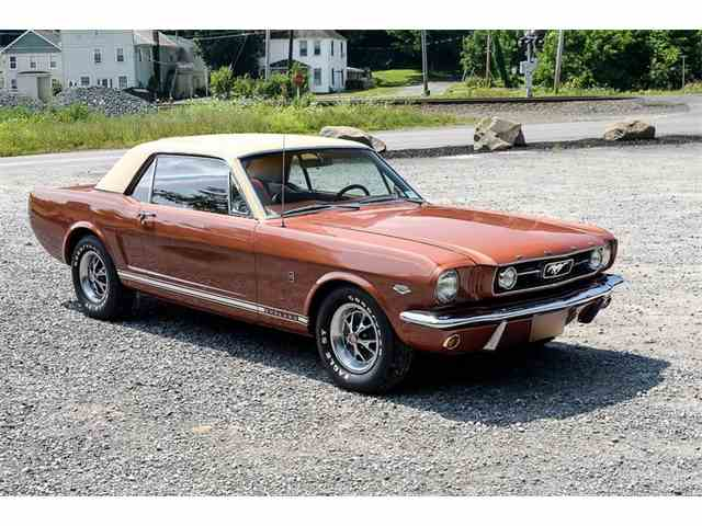1966 Ford Mustang   1008537