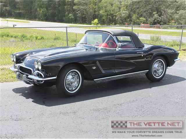 1962 Chevrolet Corvette | 1008542