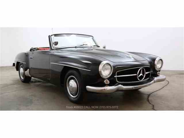 1961 Mercedes-Benz 190SL | 1008544