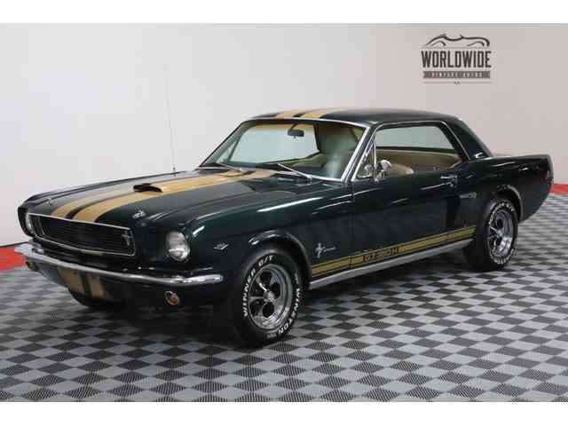 1966 Ford Mustang | 1008549