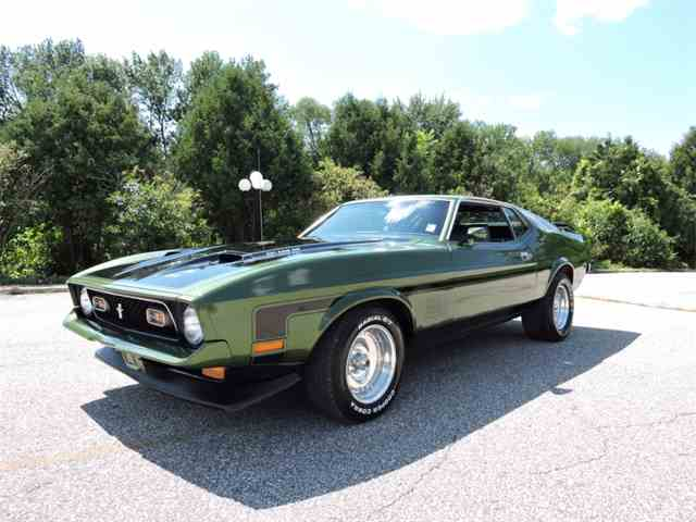1972 Ford Mustang | 1008550