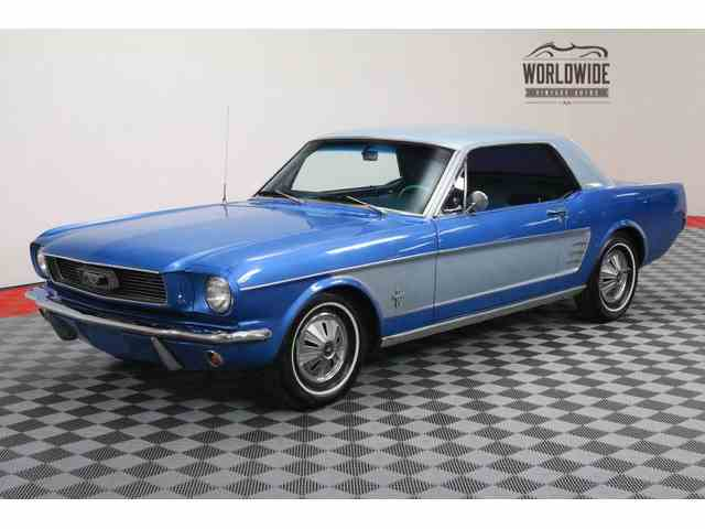 1966 Ford Mustang | 1008557