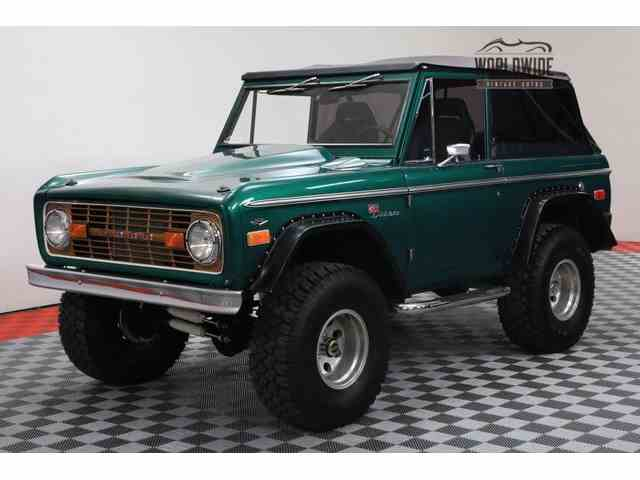 1972 Ford Bronco | 1008559