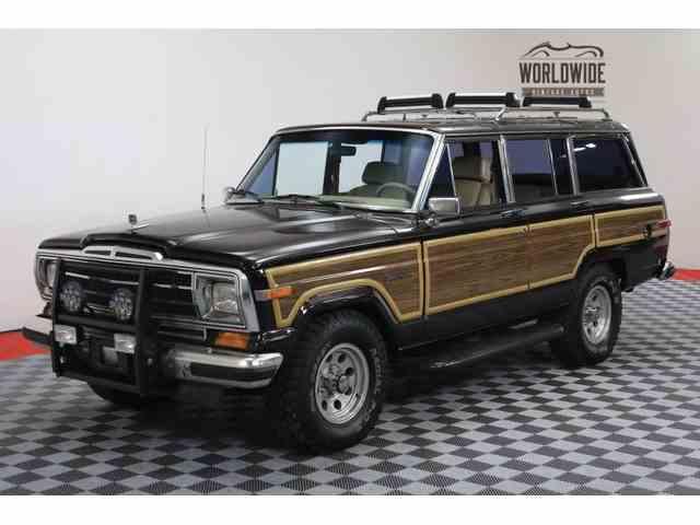1989 Jeep Wagoneer | 1008562