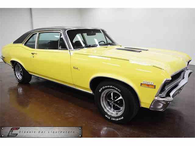 1972 Chevrolet Nova SS | 1008563
