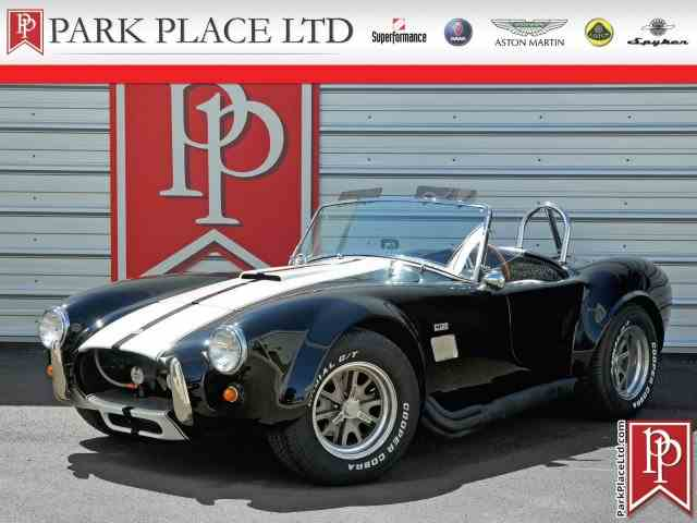 1967 Cobra Shell Valley | 1000857