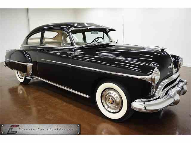 1950 Oldsmobile Futuramic 88 | 1008570