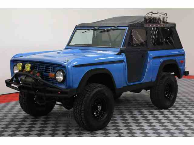 1974 Ford Bronco | 1008572