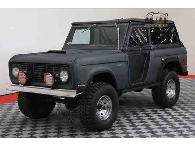 1971 Ford Bronco | 1008580