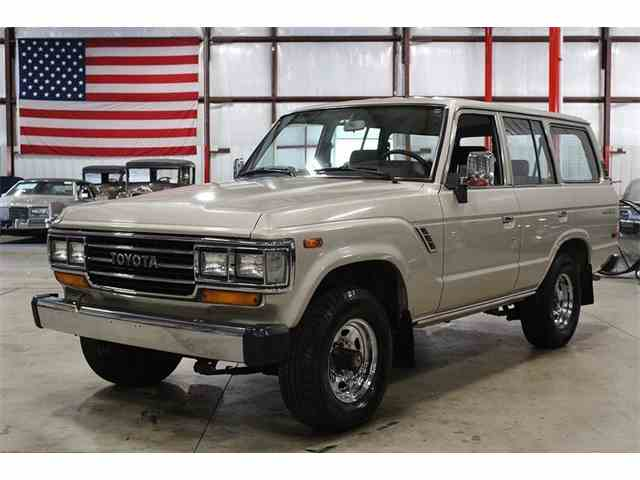 1990 Toyota Land Cruiser FJ   1008589