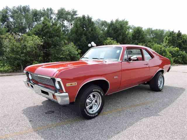 1972 Chevrolet Nova | 1000859