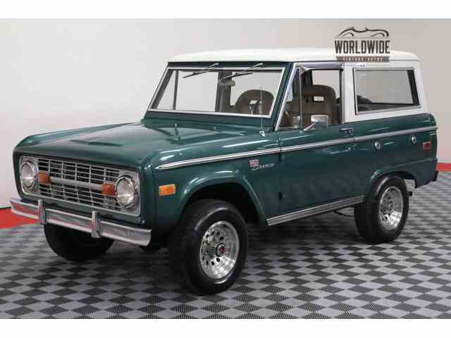 1974 Ford Bronco | 1008590