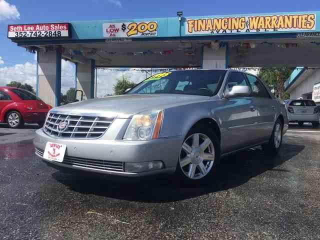 2007 Cadillac DTS   1008598